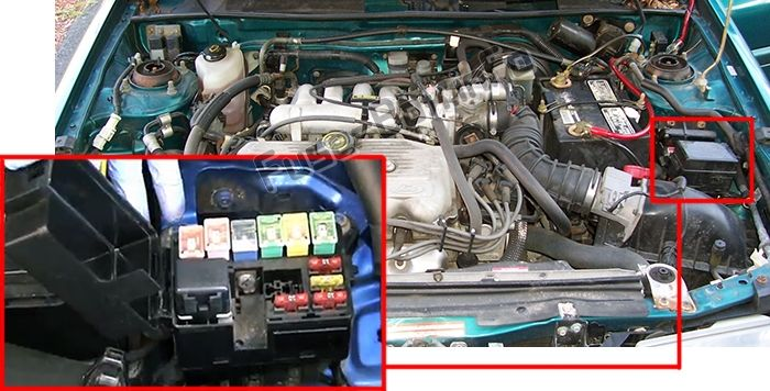 Pin On Ford Escort 1997 2003 Fuses And Relays