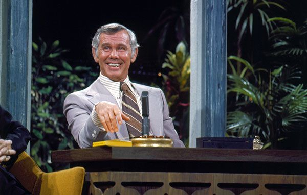 Check out the pbs American Masters special on Johnny Carson.