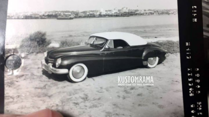 In 2011 Birger Meland of Lier Norway bought Lawrence Garrisons channeled 1939 Mercury from Pat Orosco in California. For a long time the history of this old custom has been full of holes and rumors. In June Birger told us that he wanted to restore the car back to how it was originally built. We applauded the initiative and agreed to help him research the history of the car. Our goal was to locate old photos of the car showing it how it appeared in the 1940s! This weekend we made a big…
