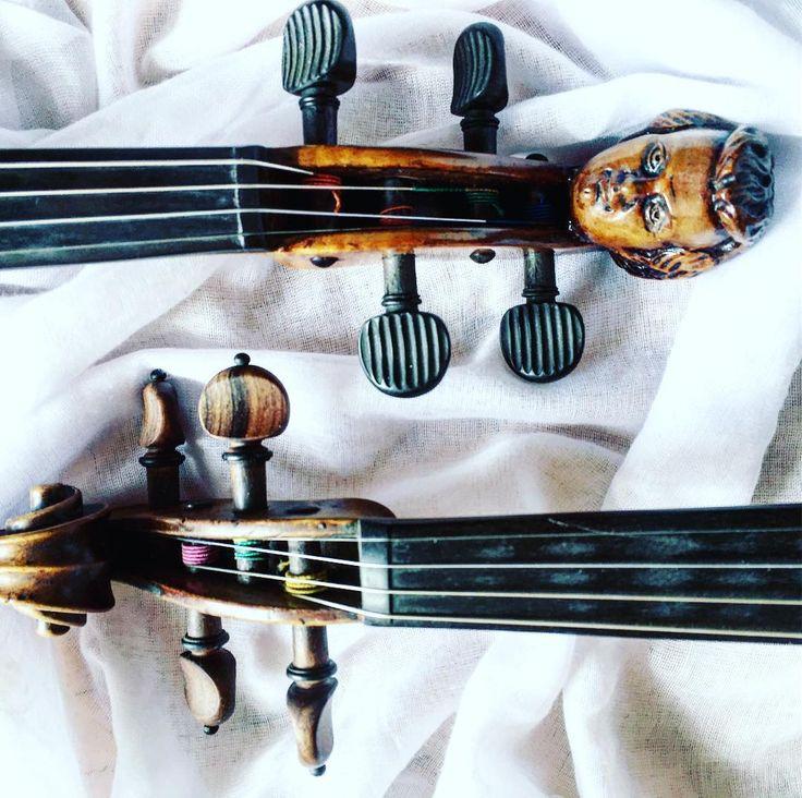 Co dwie głowy to nie jedna mówią...  _______________________ #violin | #violino | #violinist | #violinlife | #violingirl | #skrzypaczka | #skrzypce | #muzyka | #geige | #fiddle | #musicaclassica | #instrument | #instaclassical | #bestmusicshots |  #soloist | #virtuoso | #stringmusician | #violinsolo | #jj_musicmember | #classicfm | #talentedmusicians | #instamusiciansdaily | #skrzypczyni