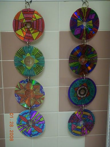 Best 25 cd art ideas on pinterest recycled cd crafts for Waste cd craft ideas