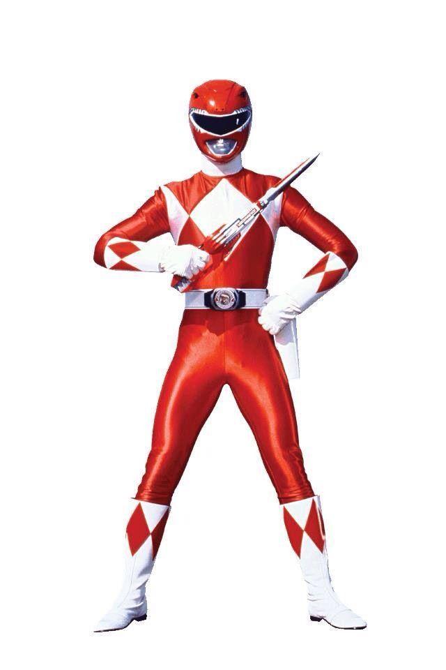 Mighty Morphin Power Rangers- Red Ranger