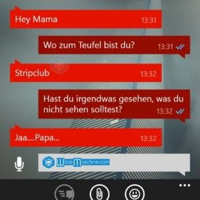 Lustige WhatsApp Bilder und Chat Fails 144 - Strip-Club
