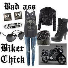 biker chick costumes - Google Search