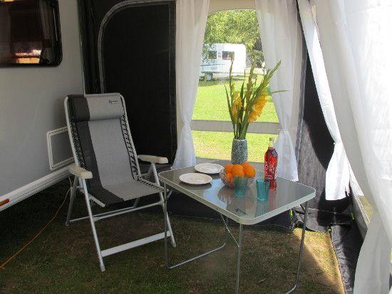 Kampa Rally Pro 330 Caravan Porch Awning