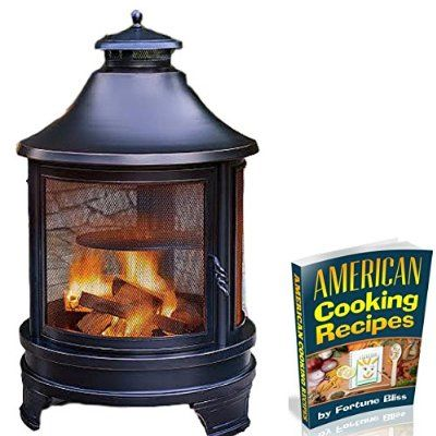 #1 Garden Fire Pit Logs In a Modern Outdoor Firepit Brazier UK Design On Sale Which is a BBQ Fire Bowl Heater For Your Outside Patio Furniture Set from Fortune Bliss - Backyard Large Cooking Barbeque Firepits And Firebowls Ideas - Bonus eBook