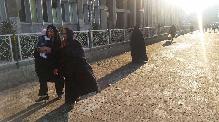 La batalla diaria de ser mujer en Irán - periodismohumano