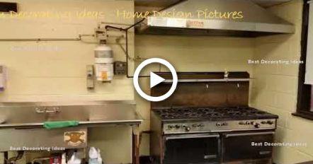 Kitchen Hood Fire Suppression System Design Lovely Little