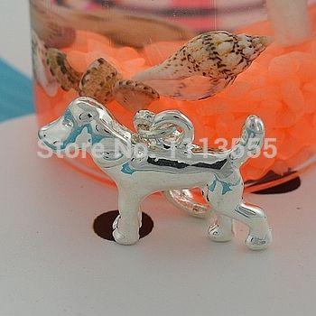 C151 hot sale fashion zinc alloy silver DIY Shepherd Pendant  thomas charms  for 20pcs/lot  Matching necklace and bracelet