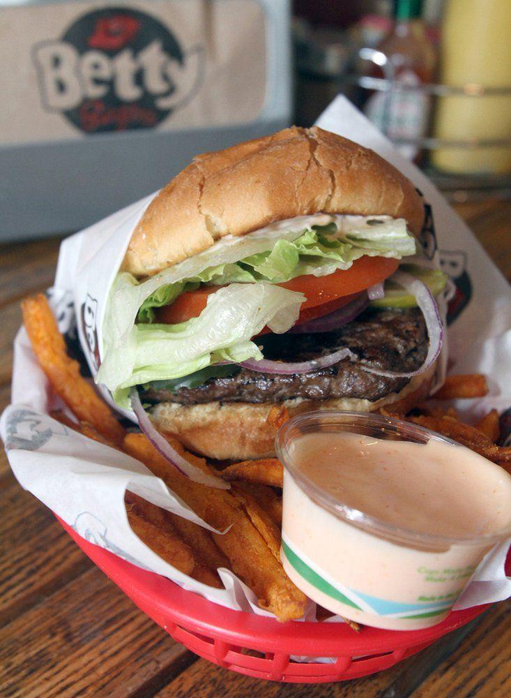 Betty's Burgers 50 Foods You Must Try in Santa Cruz Before You Die
