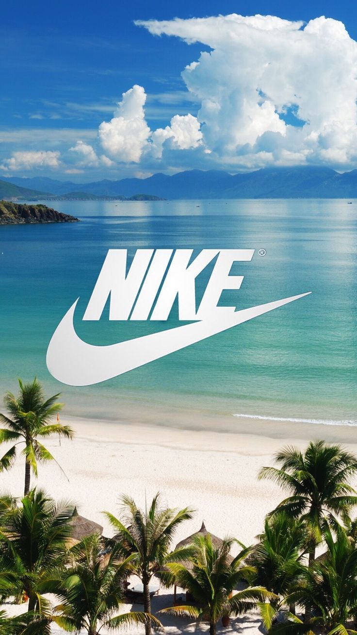Beach Nike Wallpaper iPhone – Fire dragon