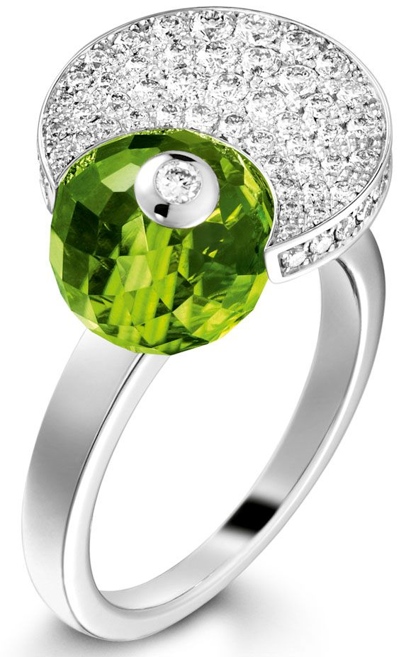 Piaget Limelight Cocktail Ring - Luxist