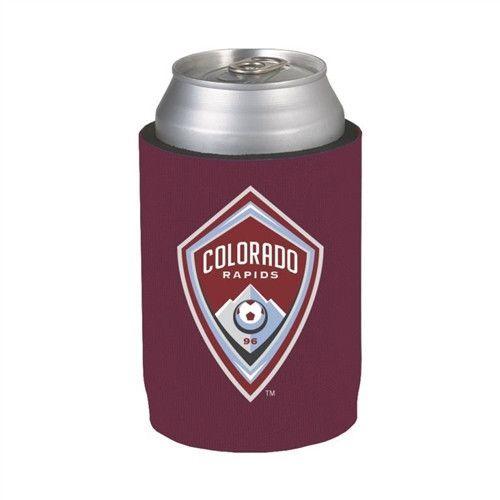 Colorado Rapids MLS Can Kaddy Cooler- 2 Pack