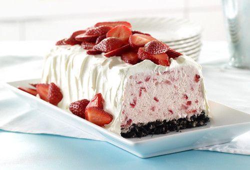 Epres csokis tortafagylalt