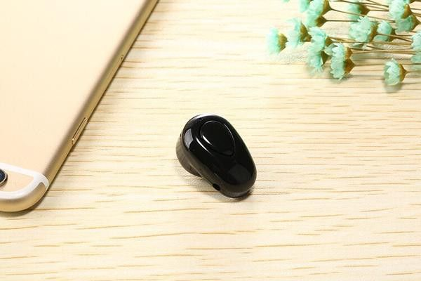 World's Smallest Bluetooth Earphone - For Android and iPhones