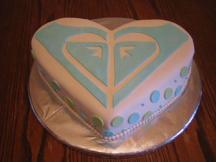 Roxy birthday cake