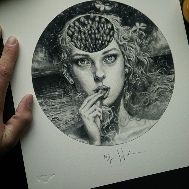 Giveaway time! 35k, madness, thank you all so much I appreciate all the support more than I can say without sounding cheesy. I wanted to give something away again to celebrate, so if you want a chance to win this as of yet unreleased print, all you have to do is like and leave a comment below and I'll use a random number generator to pick a winner in 48 hours. I'll mail it to you fo freeee. Again, thank you so much! <3