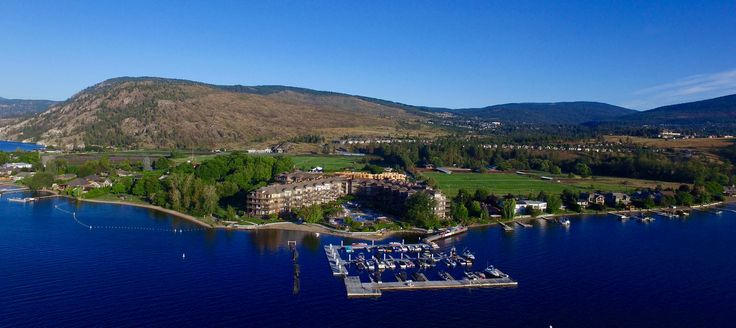 Okanagan Lake Resort | The Cove Lakeside Resort | BC
