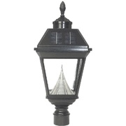 1000 Images About Solar Lamp Post Lights On Pinterest