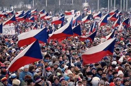Velvet Revolution, Czechoslovakia 1989
