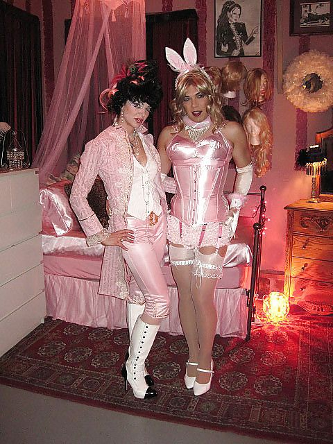 You are Transvestite maid shop 'aching balls'