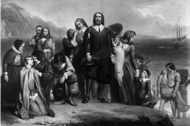 It is claimed that the Pilgrim Fathers set sail from Plymouth but I've also heard that they started in Boston, Lincolnshire. Which is correct? | History Extra