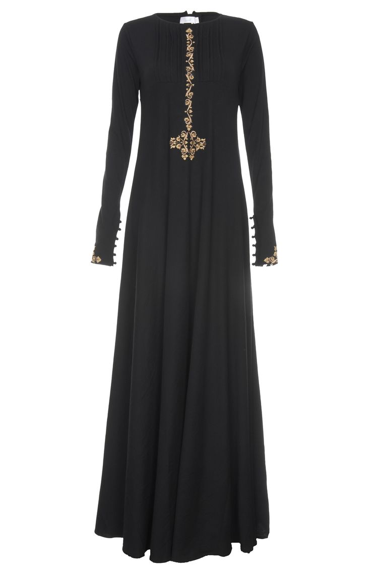 Aab UK Neroli Abaya : Standard view
