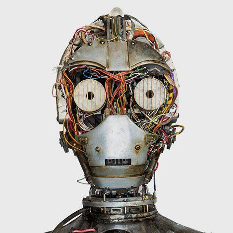 C-3PO from Star Wars: Episode I—The Phantom Menace (1999).