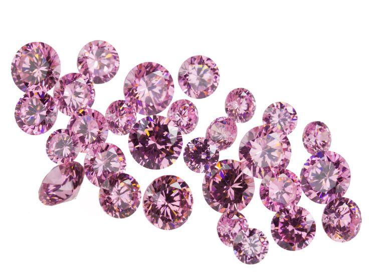 Zircon brillant rond rose, 4, 5 et 6 mm en sachet de 28  http://www.cookson-clal.com/bijoux-perles/Zircon-brillant-rond-rose-4-5-et-6-mm-en-sachet-de-28-prcode-61CZ-P004  cooksonclal