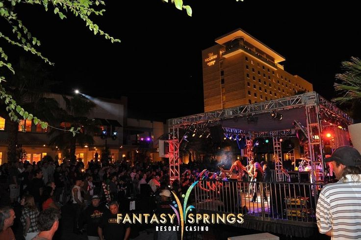 The Rock Yard at Fantasy Springs Resort Casino 2016 Lineup | Fantasy Springs…