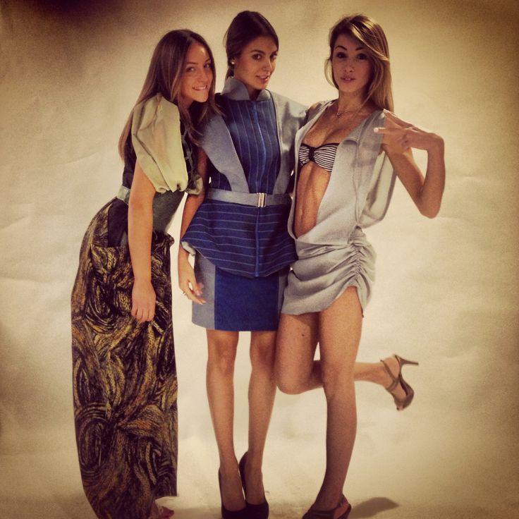 Smac Fashion Award 2013 Salone dei Marmi - Salerno Fitting