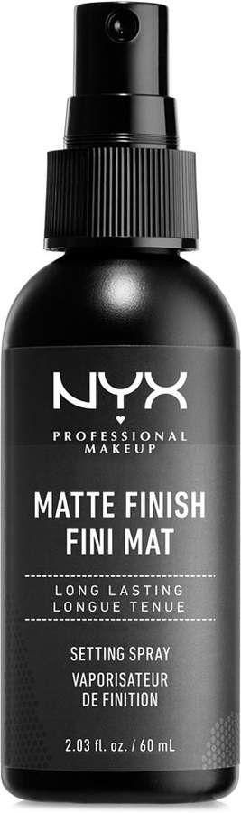 Nyx Professional Makeup Makeup Setting Spray - Matte Finish #matte #settingspray #nyxcosmetics #makeup #ad #style #beauty