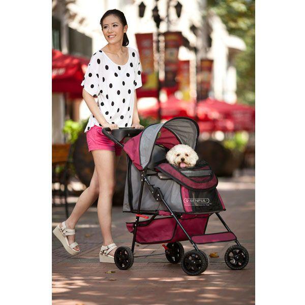 cage de transport chien pet chariot pour animaux de compagnie poussette--Id du produit:506022185-french.alibaba.com