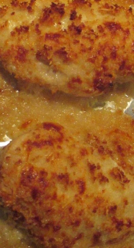Longhorn Steakhouse Chicken Parmesan