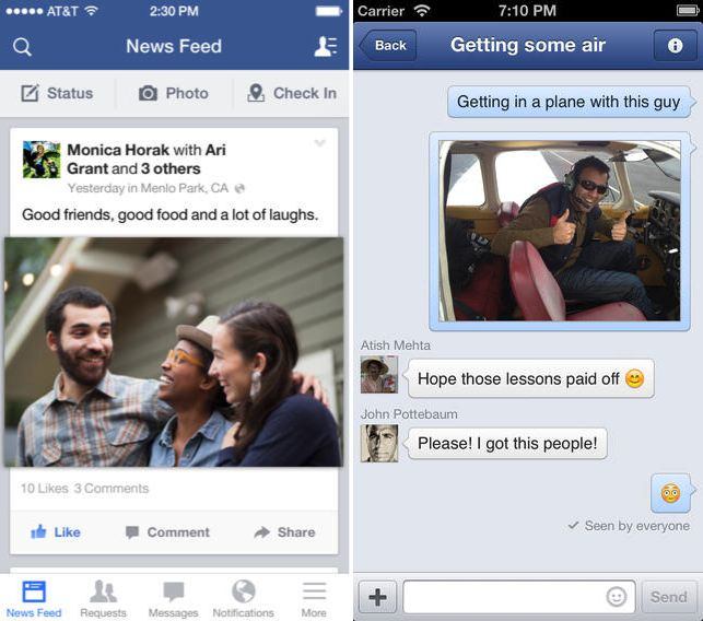Facebook Planning Significant iOS App Updates as Head Mobile Engineer Returns to Apple [iOS Blog] #appleproductnews #iosapp