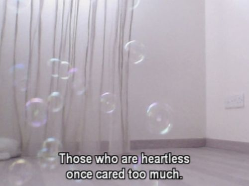 Sad part is no matter how hard I try, I can't be heartless...