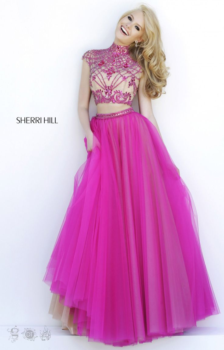 64 best Sherri Hill Prom 2016 images on Pinterest | Ballroom dress ...