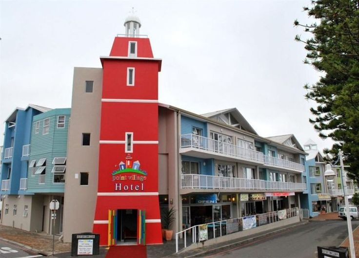 The Point Village Hotel, a few meters from the ocean, offers luxury accommodation in Mossel Bay in 16 en-suite rooms, each with its own kitchenette. http://wikivillage.co.za/point-village-hotel