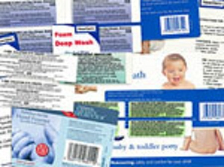 Pharmaceutical labels printed to your exact requirements.