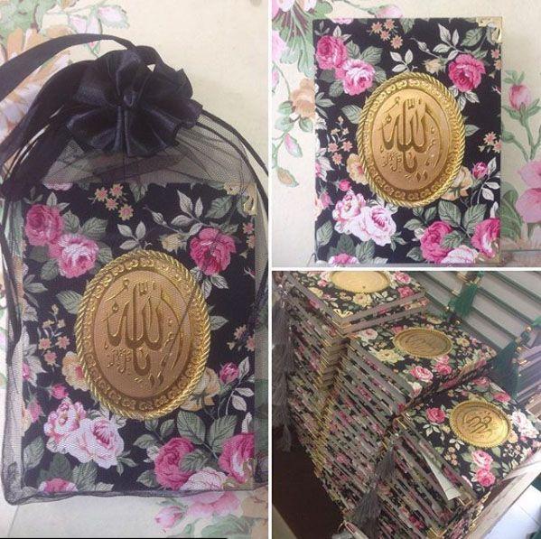 Buku Yasin Motif Bunga Di Design Dengan Bahan Katun Jepang Untuk Pemesana Wa 0813 1063 1247 Buku Bunga Jepang