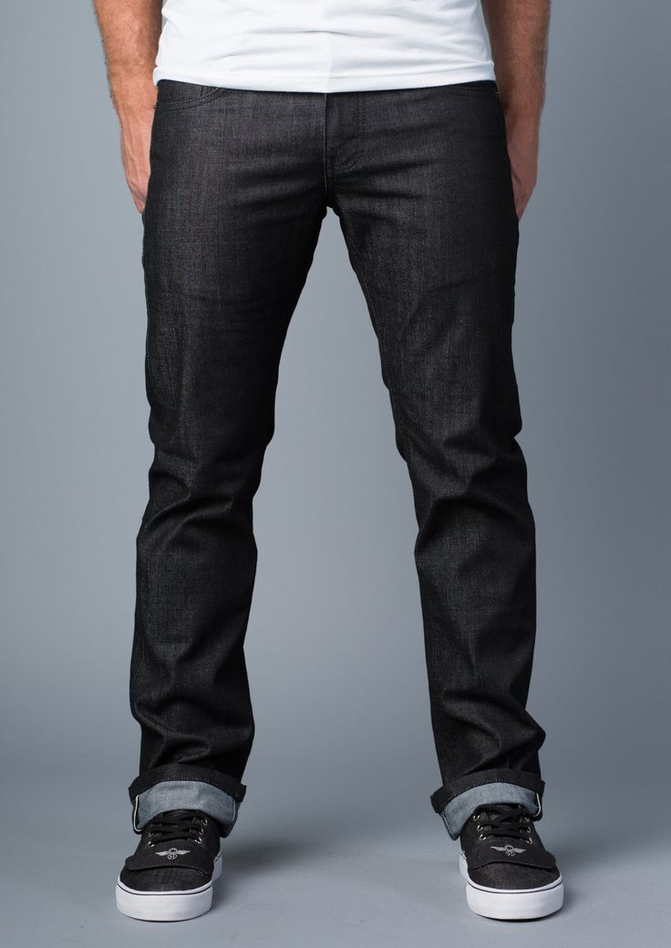 Straight Jeans For Men - Jon Jean