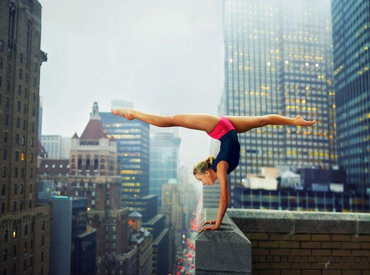 Nastia Liukin, artistic gymnast