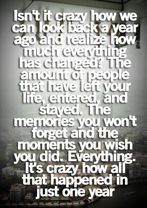 so crazy, so true