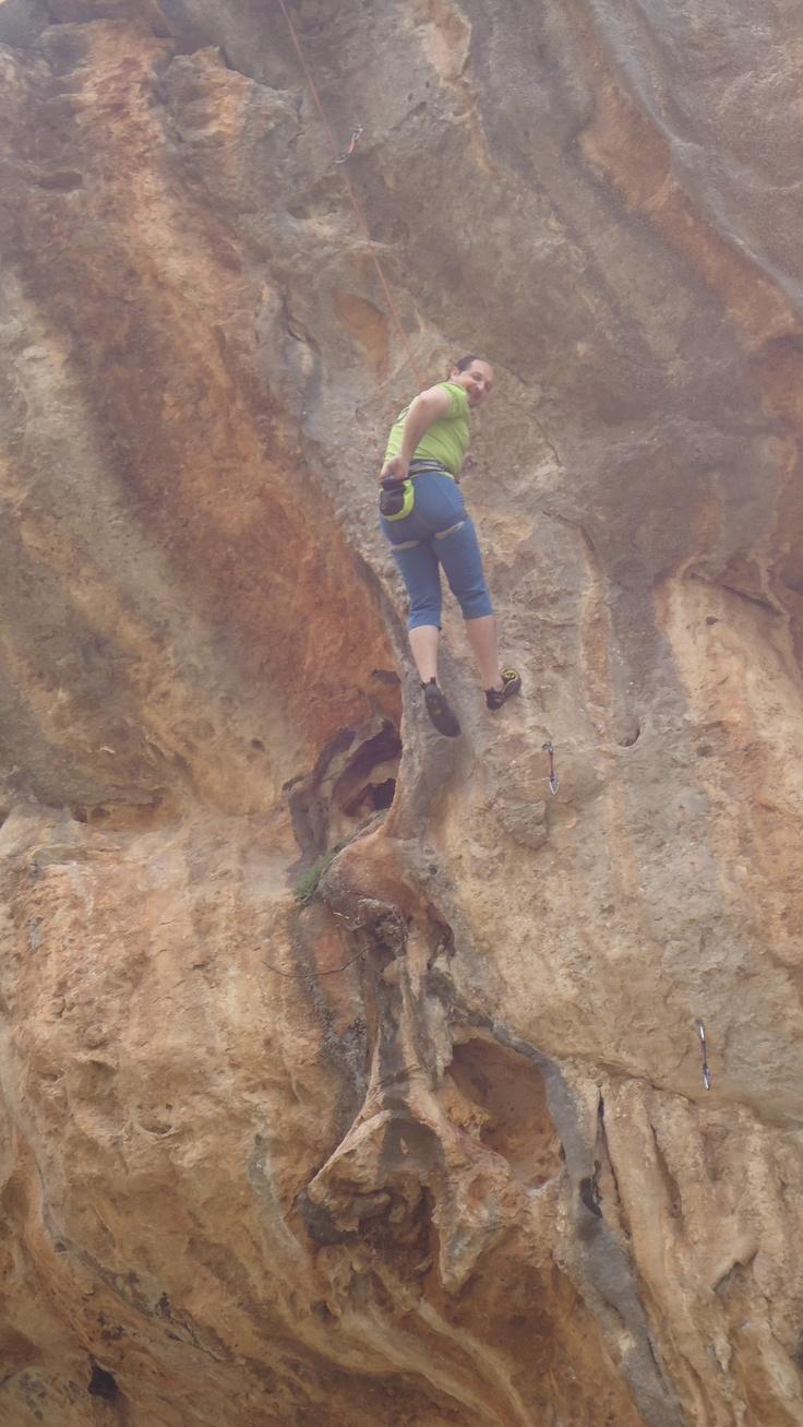 Rock climbing Escalada Lagos 21 best