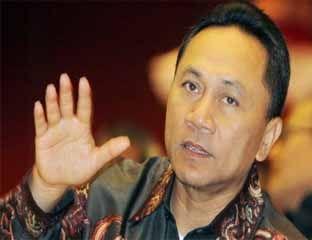 Ketua MPR Ngaku Bersih dari Kasus Gubri