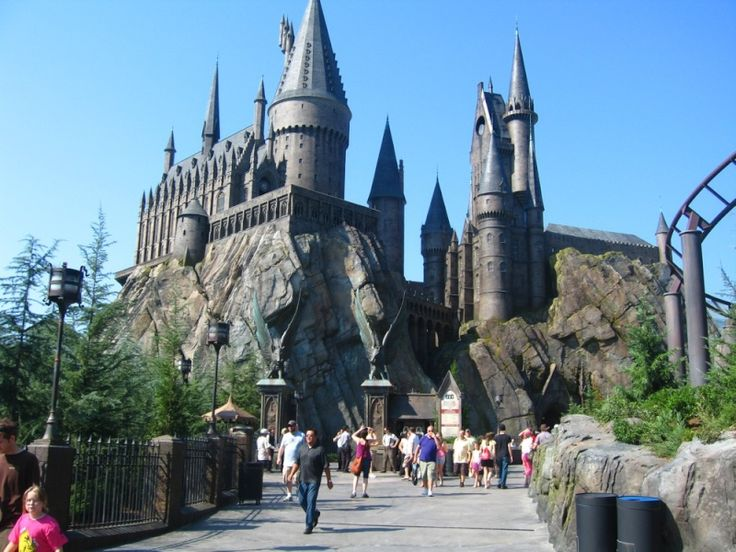 Universal Orlando Harry Potter