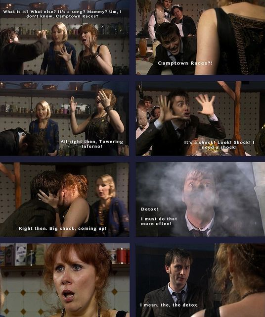 Donna Noble!