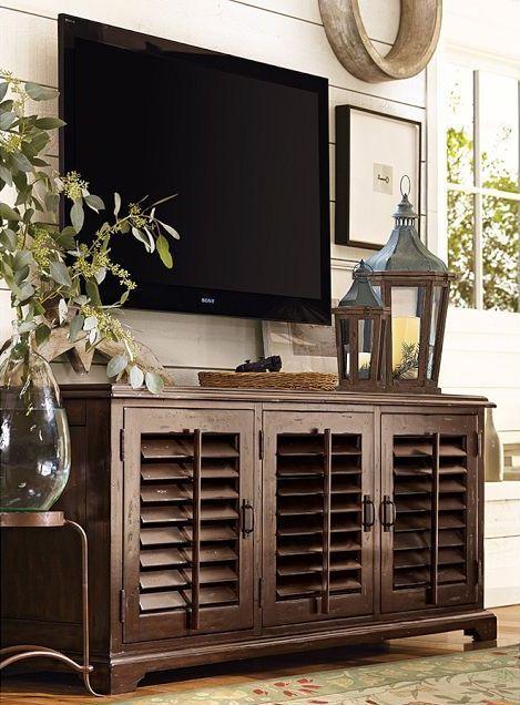 Best 25+ Tv console decorating ideas on Pinterest | Tv stand decor ...