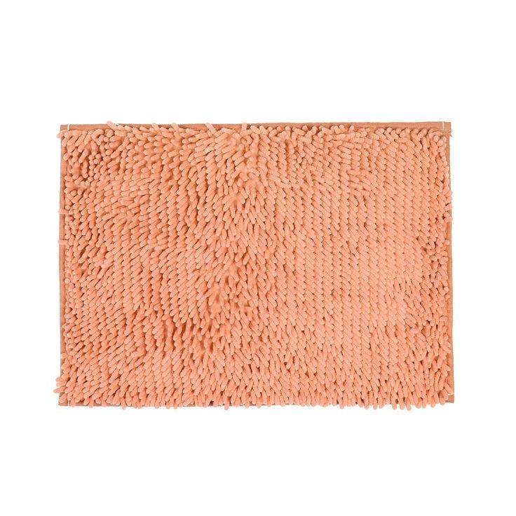 Bedroom Chenille Carpet Floor Rug Mat Doormat Champagne (Beige) Color 57cm x 40cm