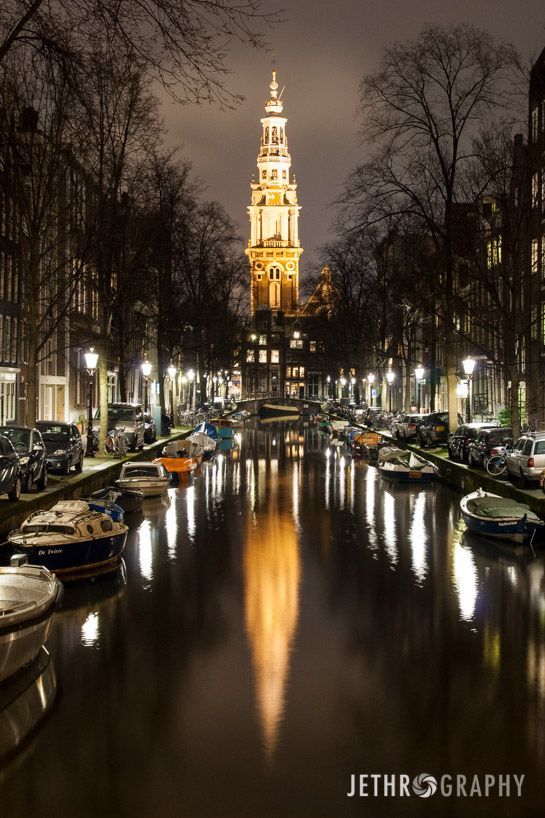 Zuiderkerk in Amsterdam. (Portrait) | Jethrography